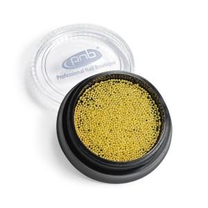 Бульйонки PNB Bright Gold 0,8 мм, металічні 4 г