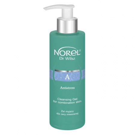 CLEANSING GEL FOR SENSITIVE AND COMBINATION SKIN