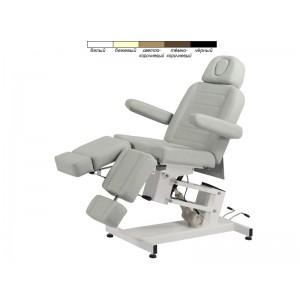 Педикюрне крісло мод. 3706 (1 мотор)