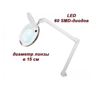 Лампа-лупа мод. 6014 LED (3D/5D)