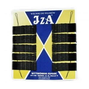Невидимки IZA чорні 4,5 см (100 шт. в уп.)
