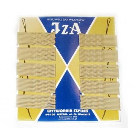 Невидимки IZA білі 5 см (100 шт. в уп.)