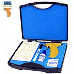 Пістолет для проколювання вух Caflon Gold середній