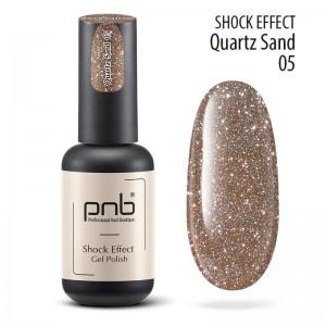 Гель-лак PNB SHOCK EFFECT 05, 8 мл