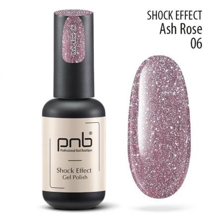 Гель-лак PNB SHOCK EFFECT 06, 8 мл