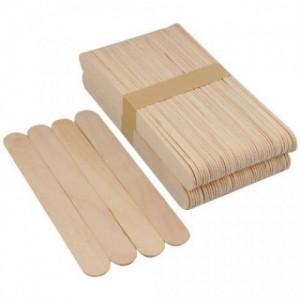 Шпатель дерев'яний, 100 шт.в уп.