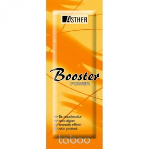 Крем для засмаги в солярії Asther TABOO BOOSTER POWER 15 мл