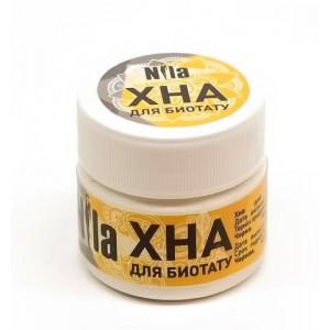 Nila Хна для брів та біотату коричнева, 10 г