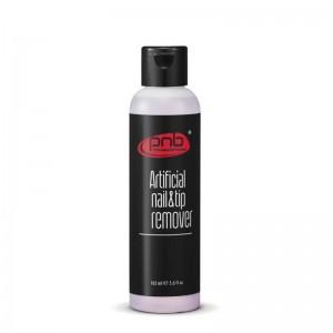 Рідина для зняття акрилу PNB Artifical Nail&Tip Remover, 165 мл