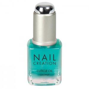 Олійка для кутикули Nail Creation Cuticle Oil Green, 15 мл