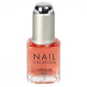 Олійка для кутикули Nail Creation Cuticle Oil Peach, 15 мл