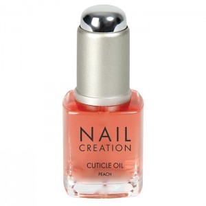 Олійка для кутикули Nail Creation Cuticle Oil Peach, 15 мл