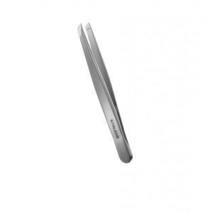 Пінцет для брів Staleks BEAUTY & CARE 10 TYPE 3 (широкі зкошені кромки)