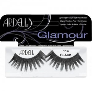 Вії накладні (суцільні) Ardell Glamour 114