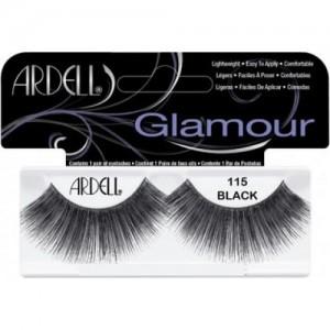 Вії накладні (суцільні) Ardell Glamour 115