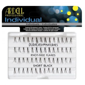 Набір вій Ardell пучками без вузликів 6 мм (Short)