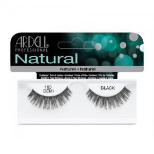 Вії накладні (суцільні) Ardell Natural 103