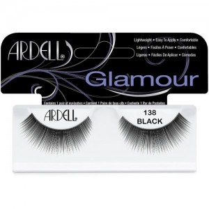 Вії накладні (суцільні) Ardell Glamour 138