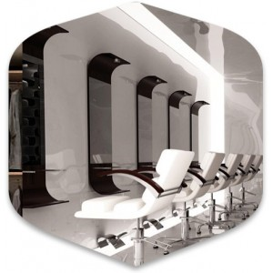 Меблі та обладнання для перукарні